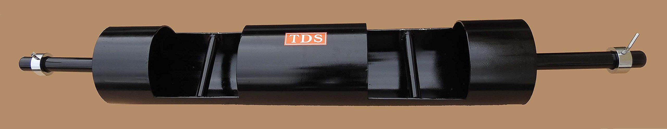 "TDS 8.5"" Dia x 48"" long Strongman Log to build extreme strength, Endurance and CrossFit workout. Proudly MADE IN THE USA in our 110000sq. facility, Elmira, NY, USA by TDS"