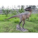 Design Toscano Allosaurus Dinosaur Statue, Jurassic Size