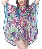 LIGHTWEIGHT Beachwear Bikini BATHING SUIT Women's Swimwear TUNIC TOP Cover up