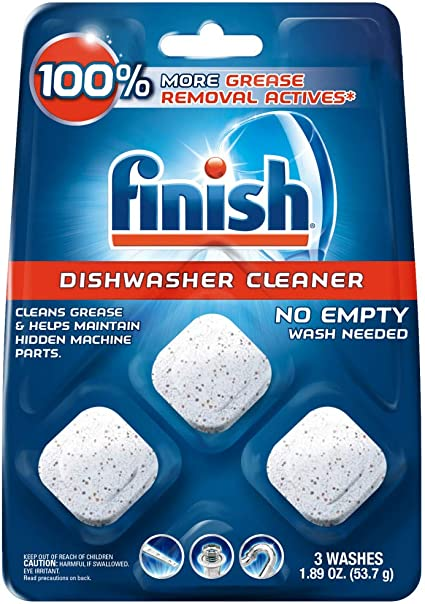 Amazon.com: Limpiador de lavavajillas con acabado en lavado ...