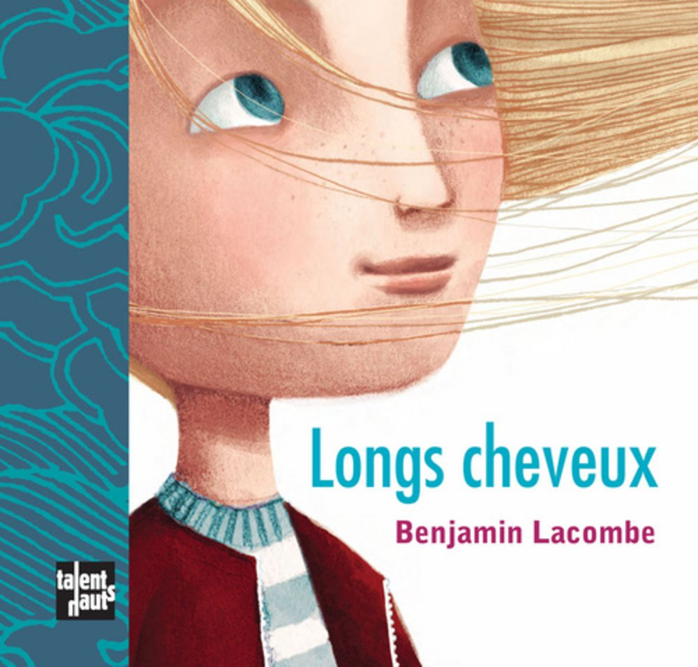 Longs Cheveux (English and French Edition) ebook