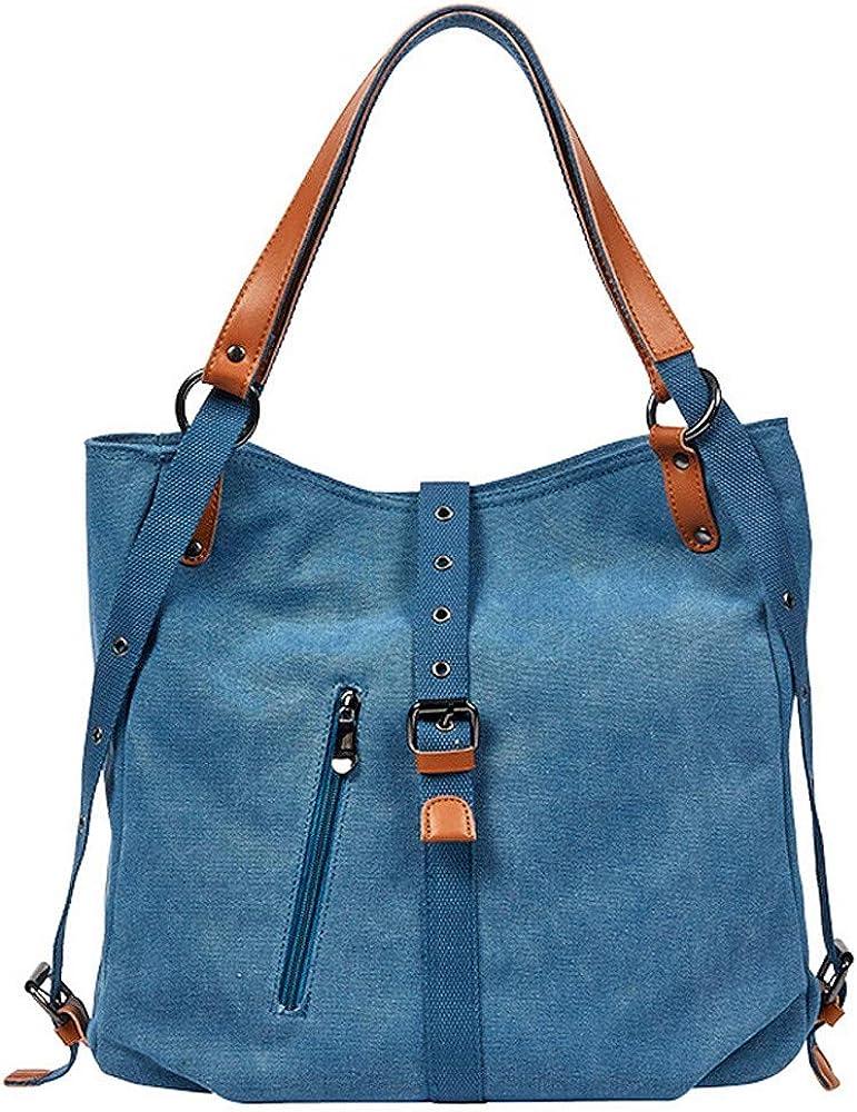YUTING Bolso Bandolera Mujer Bolsos de Moda Impermeable Mochilas Bolsas de Viaje Sport Messenger Bag Bolsos Mano para Escolares Tablet Nylon: Amazon.es: Ropa y accesorios