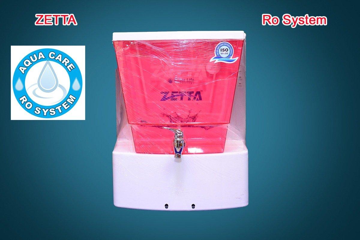 Zetta RO+UV water filter: Amazon.in: Home & Kitchen