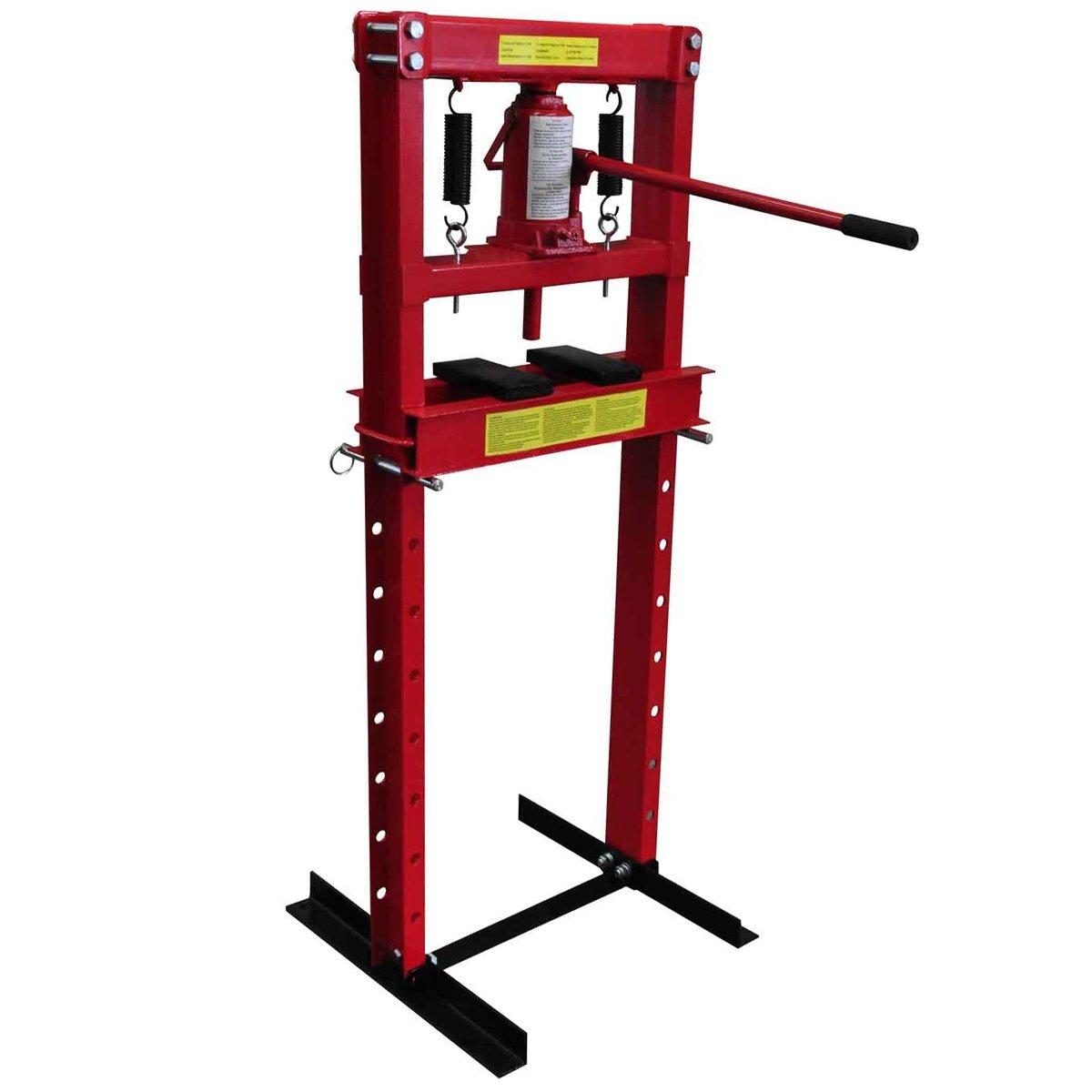 Werkstattpresse Hydraulikpresse 12 t / Tonnen 12000kg Presse hydraulisch