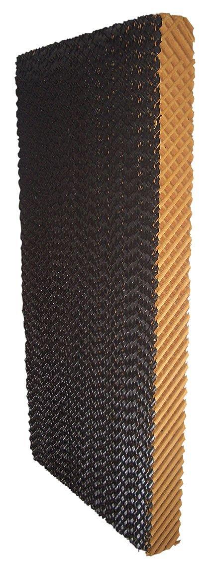 Industrial Grade 4KCA4 Cooling Pad, Kraft Paper, EdgeCoat, 72x12x6 by Industrial Grade