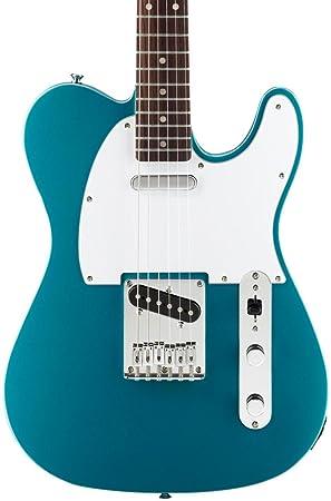 Fender Squier Affinity Telecaster Rosewood Fingerb Guitarra Eléctrica: Amazon.es: Instrumentos musicales