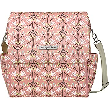 a5a8aa90c8 Image Unavailable. Image not available for. Color  Petunia Pickle Bottom  Boxy Backpack ...