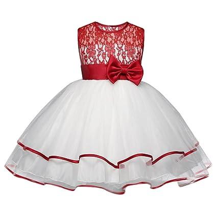 Niñas vestido, Sonnena Niñas Verano Vestido Princesa Pageant de ...