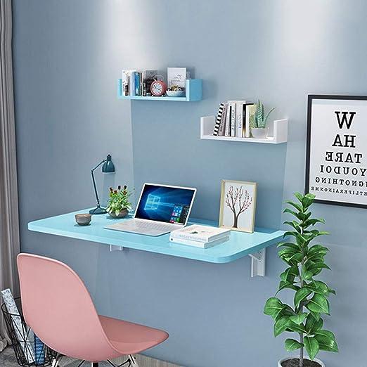 Wall Table Mesa Abatible para Laptop,Escritorio para Computadora ...