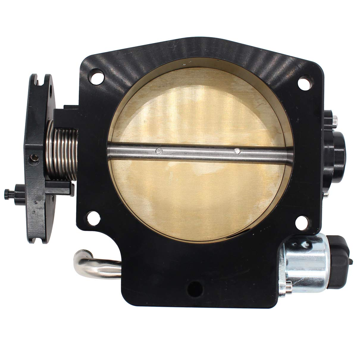NewYall 92mm Throttle Body with TPS Throttle Position and IAC Idle Air Control Sensors