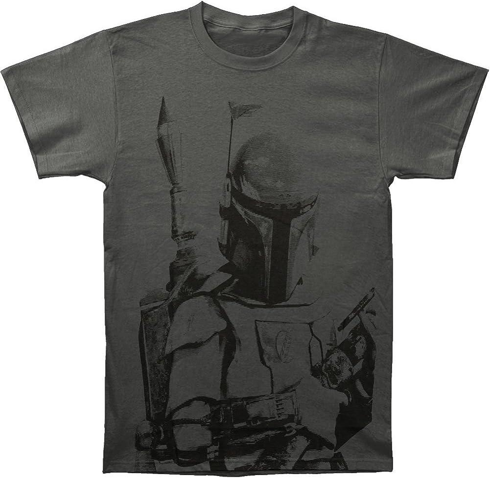 Star Wars Boba Fett Sarlacc Bait Adult T-Shirt