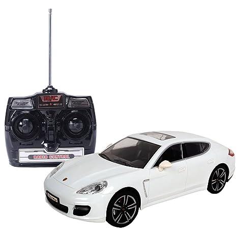 Amazon.com: Costzon 1:14 Porsche Panamera Electric RC Car W/ Remote on a white lincoln navigator, a white bmw m3 convertible, a white dodge journey, a white chevrolet camaro, a white jeep patriot, a white toyota avalon, a white acura tl, a white hyundai genesis, a white volkswagen beetle,