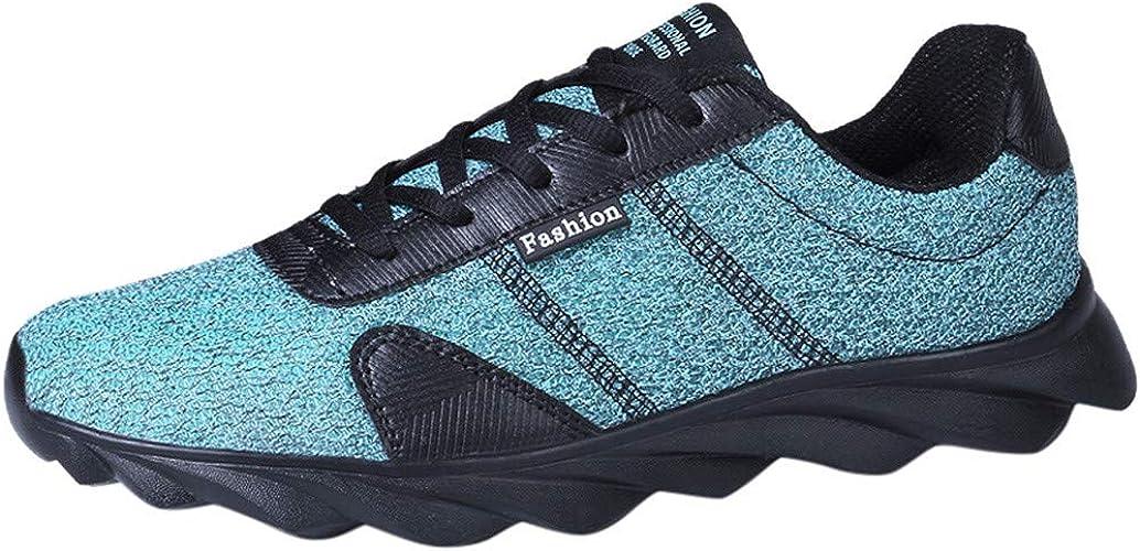 Qiran 2019 - Zapatillas de Running para Hombre, de Malla ...