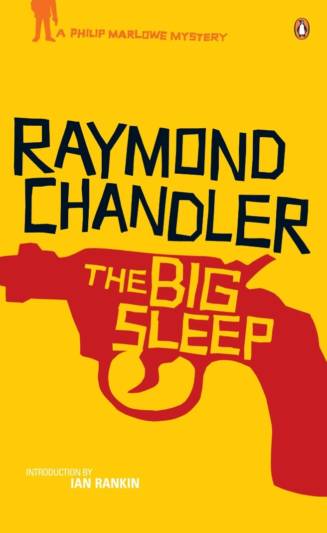 "Image result for ""The Big Sleep"" by Raymond Chandler"