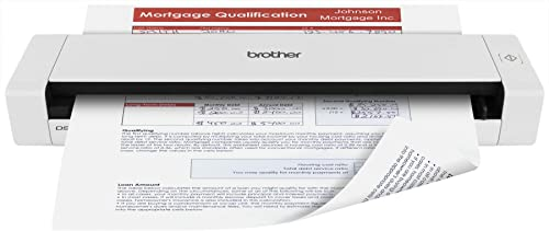 Brother DS-720D Mobile Color Page Scannerr