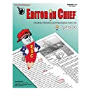 The Critical Thinking Editor in Chief Level 3 School Workbook