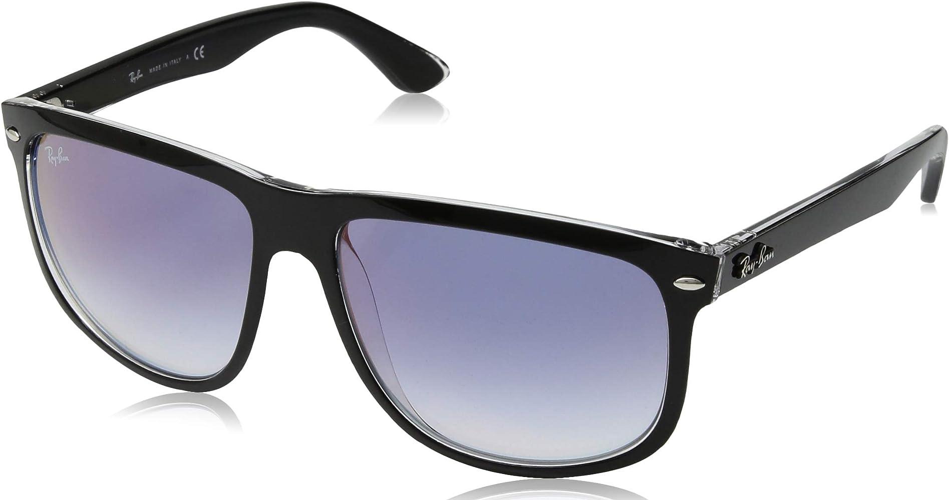 Ray-Ban Sonnenbrille Mod. 4147 Gafas de sol, Negro, 60.0 ...