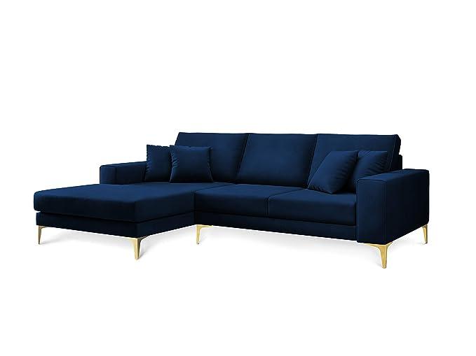 Cosmopolitan Design - Sofá de Esquina Izquierda de ...