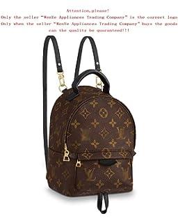 26b483767f3c HPASS Monogram Canvas Flap Mini Backpack