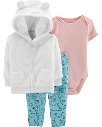 8e1bff954 Carter s Baby Girls  Cardigan Sets 121g771