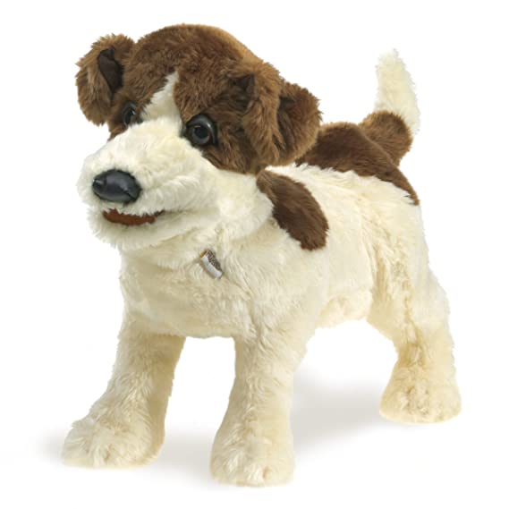 Folkmanis Puppets 2848 - Jack Russell Terrier