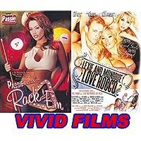 DVD PORNO VIVID PACK 1 220 MINUTOS DE PELICULAS VIVID