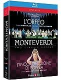 Monteverdi: Two Classic Operas - L'Orfeo; L'incoronazione di Poppea [Georg Nigl; Roberta Invernizzi; Teatro Alla Scala; Sarah Connolly; Harry Bicket] [Opus Arte: OABD7233BD] [Blu-ray]