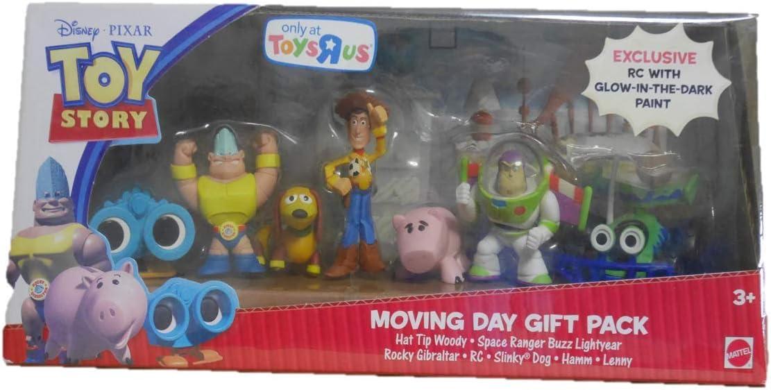 Disney / Pixar Toy Story 3 Exclusive Mini Figure Buddy 7Pack ...