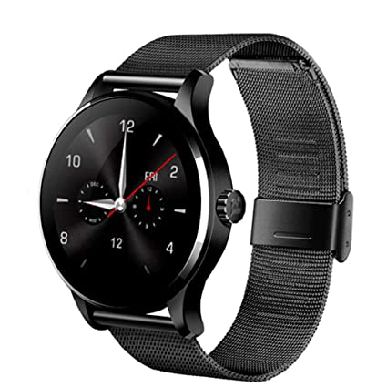 Amazon.com: LU Fitness Tracker Reloj IP67Impermeable ...