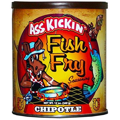Ass Kickin' Chipotle Fish Fry - ()