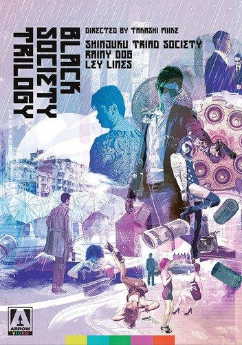 Takashi Miike's Black Society Tr...