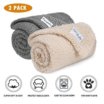 Amazon.com: Manta de forro polar suave y cálida para perros ...
