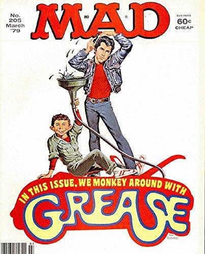 Mad Magazine (1952 series) #205
