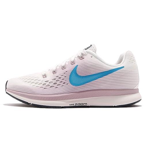 separation shoes b9b17 6af8d Nike Wmns Air Zoom Pegasus 34, Zapatillas de Running para Mujer, (Summit  White Equator 105), 35.5 EU  Amazon.es  Zapatos y complementos