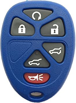 2 For 2007 2008 2009 2010 GMC Yukon XL 1500 Keyless Entry Remote Car Key Non OEM