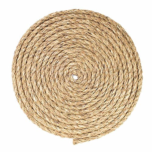 1/2-inch Manila Rope - 100ft by West Coast Paracord (Image #1)