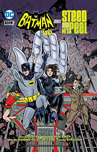 Price comparison product image Batman '66 Meets John Steed & Emma Peel