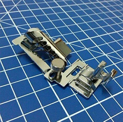 low shank 9907L ADJUSTABLE Metal Bias Tape binder foot Low Shank Home Sewing Bernina Bernette - Metal Bias Binder Foot