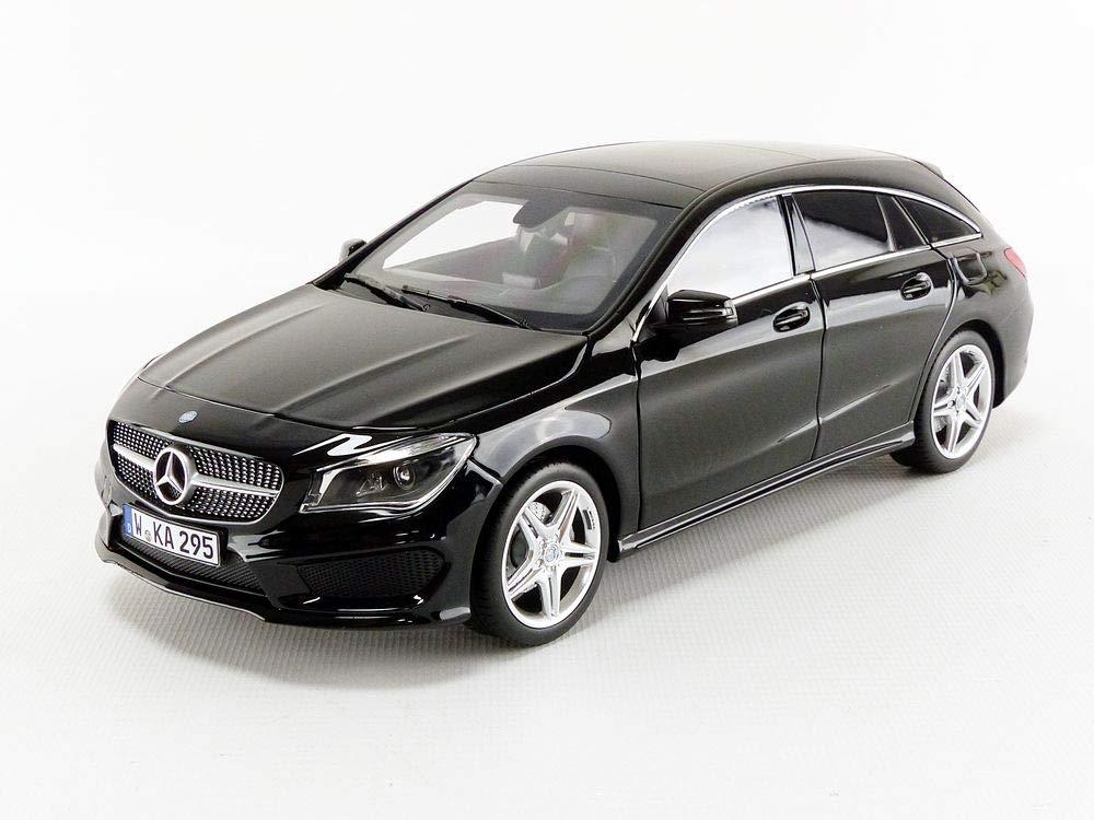 nuevo listado Norev NV183598 1:18 2015 Mercedes-Benz Mercedes-Benz Mercedes-Benz CLA Freno de Tiro, Color Negro  Venta barata