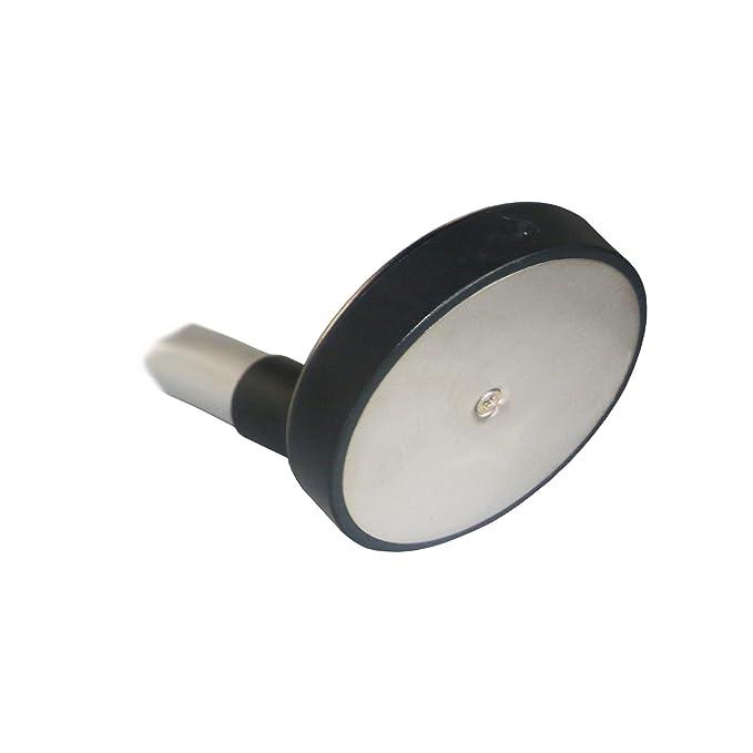 von Magna-C Teleskopierbarer Suchmagnet gekr/öpfter Magnetkopf rechteckiger verstellbare Griffl/änge bis 1100 mm