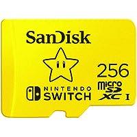 Sandisk Sdsqxao-256G-Gnczn Micro Sdxc Uhs-I In Licentie Gegeven Geheugen Kaarten Voor Nintendo Switch, 256Gb