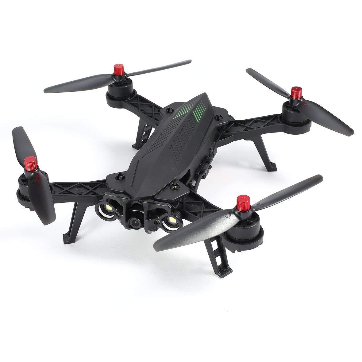 ToGames MJX Bugs GHz 6 B6FD 2,4 GHz Bugs 4CH 6 Achsen Gyro RTF Drohne Mit HD 720 P 5,8G FPV Kamera Und 4,3