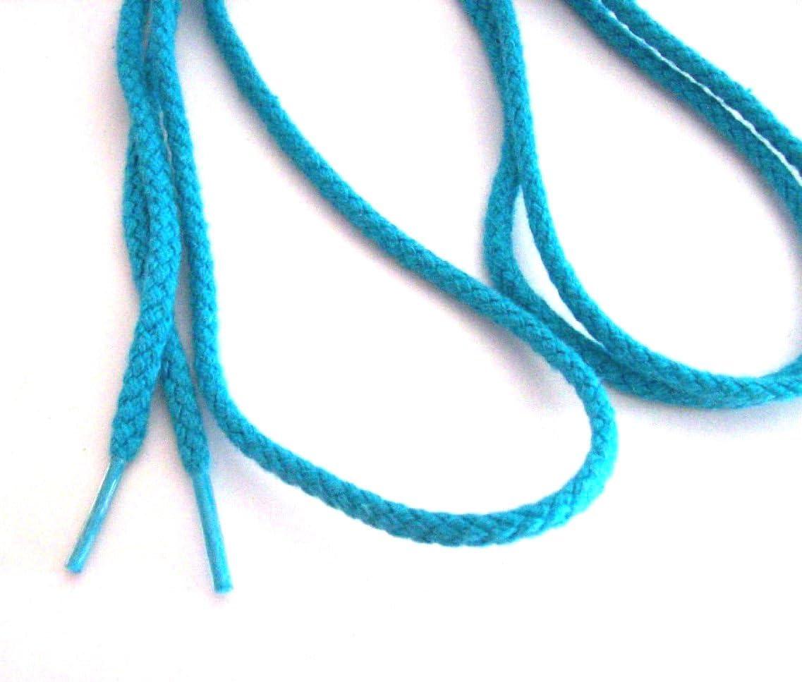 4 Neon Blue Green ShoeLaces Shoe Laces