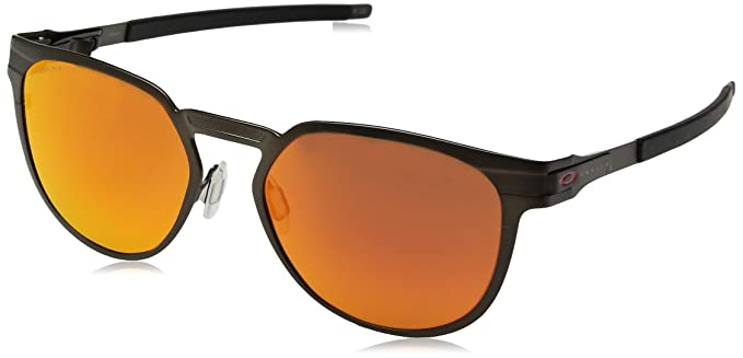 Oakley Diecutter, Gafas de Sol Unisex, Plateado, 55: Amazon ...
