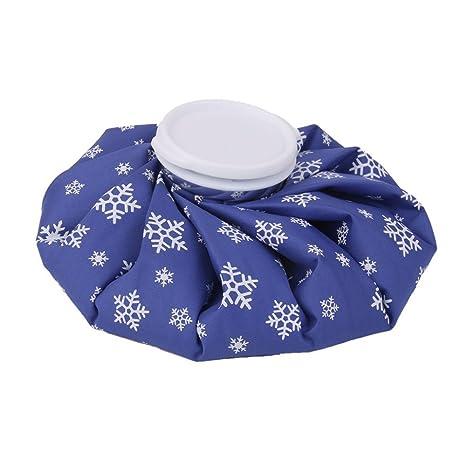 soccik Bolsa de hielo bolsa refrigerante Key2Life – Bolsa de hielo térmica fríos Paquete Fresco 9 pulgadas bolsa de hielo para lesiones deportivas ...