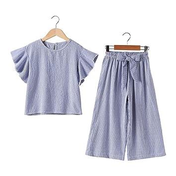 taglia 40 8e284 0b9fe T-Shirt e pantaloni manica corta bambina Tuta a manica corta ...