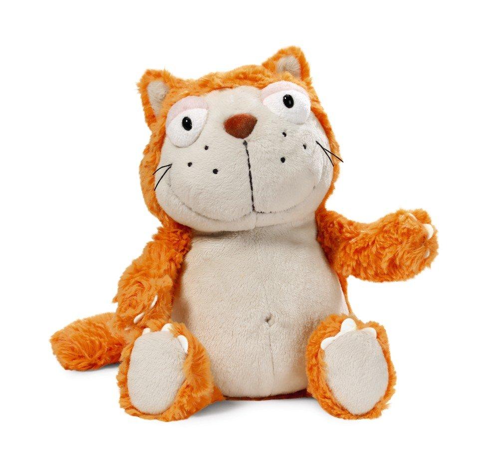 disfrutando de sus compras NICI - Hungry, Gato de Peluche, 100 cm, Color Naranja Naranja Naranja (39033)  genuina alta calidad