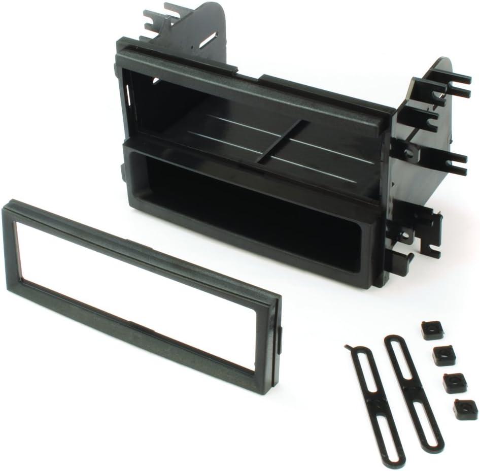 Ai FMK538 Single DIN Installation Dash Kit for Select 2004-2013 Ford/LOLN/Mazda/Mercury Vehicles