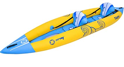 Amazon com : Pool Central 13' Inflatable Blue and Yellow