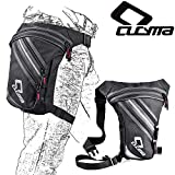 Motorcycle Rider Leg Bags Knight Waist Bag Fanny Pack Belt adjustable Universal